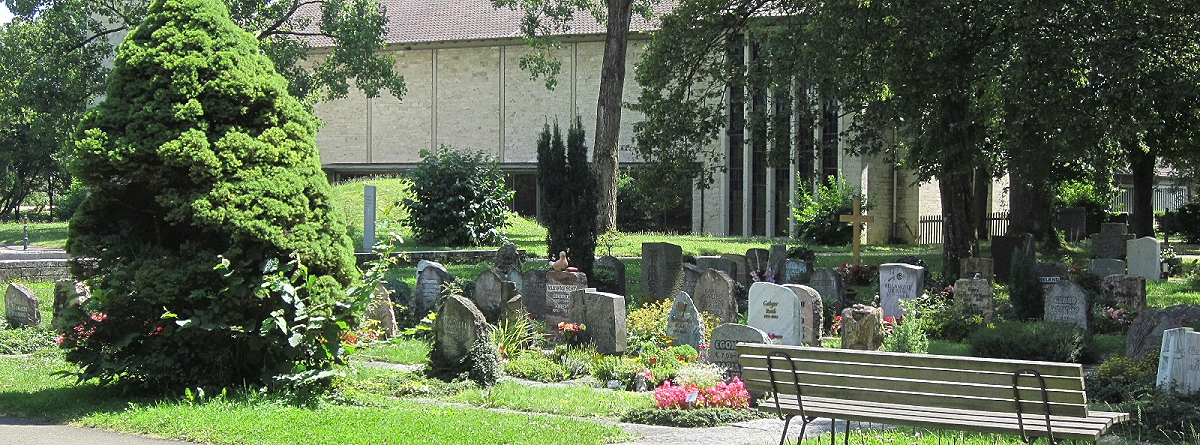 Friedhof Römerschanze